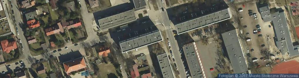 Zdjęcie satelitarne Kamery.pl