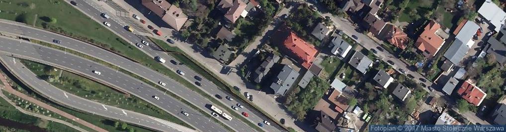 Zdjęcie satelitarne Restauracja Hiszpańska