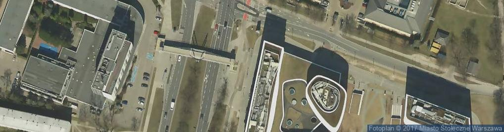 Zdjęcie satelitarne Sound Garden Hotel ***
