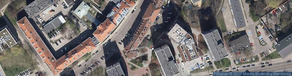 Zdjęcie satelitarne Blaszczak & Blaszczak