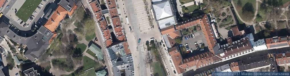 Zdjęcie satelitarne Matka Boska Passawska