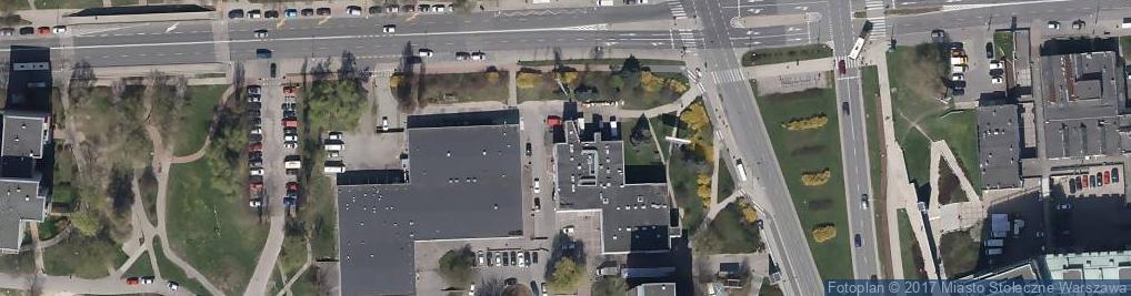 Zdjęcie satelitarne Gospoda pod Młynem