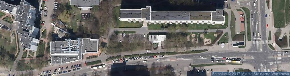 Zdjęcie satelitarne Pralnia chemiczna, wodna