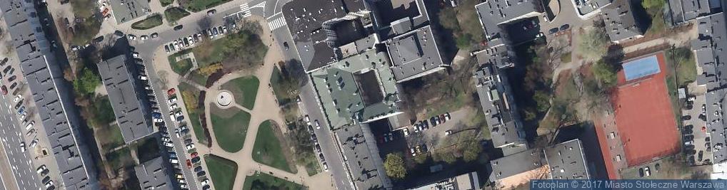 Zdjęcie satelitarne Ambasada Włoch