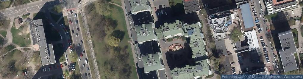 Zdjęcie satelitarne Centrum Serwisowo Foto i Video