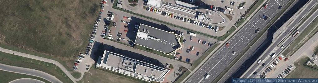 Zdjęcie satelitarne Karen Notebook S.A.