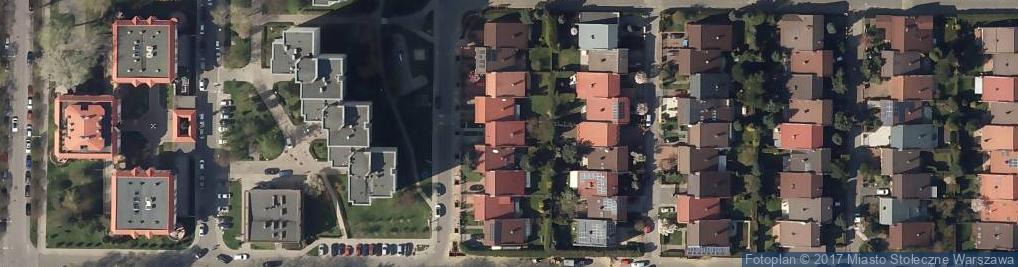 Zdjęcie satelitarne Poradnia Chorób Sutka