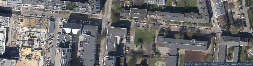 Zdjęcie satelitarne Wojewódzka Biblioteka Pedagogiczna