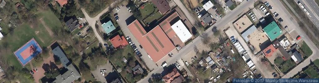 Zdjęcie satelitarne Wydawnictwo AVT