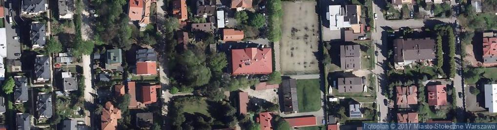 Zdjęcie satelitarne Nukleomed