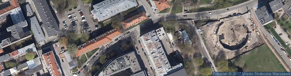 Zdjęcie satelitarne Uniwer Pub City