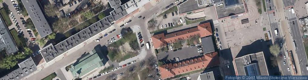 Zdjęcie satelitarne Florian