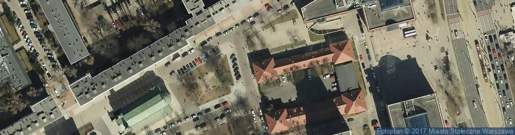 Zdjęcie satelitarne Restauracja Florian