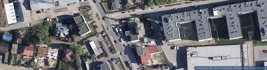 Zdjęcie satelitarne Wanilia
