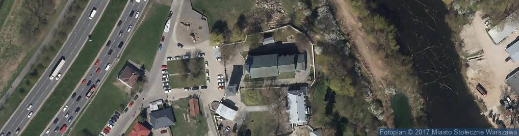 Zdjęcie satelitarne św. Katarzyny