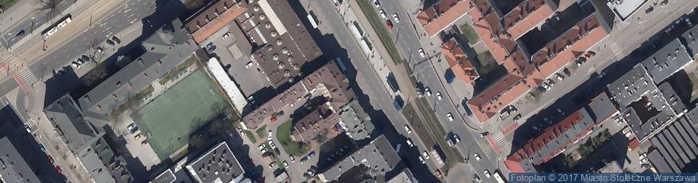 Zdjęcie satelitarne II Oddział Santander Consumer Bank