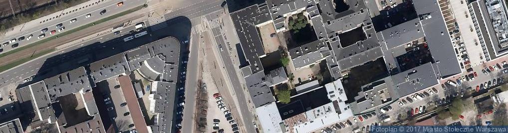 Zdjęcie satelitarne Państwowa Inspekcja Pracy