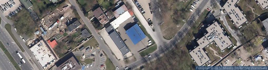 Zdjęcie satelitarne Auto As FHU