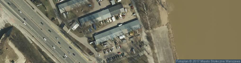 Zdjęcie satelitarne CENTRUM WĘDKARSTWA