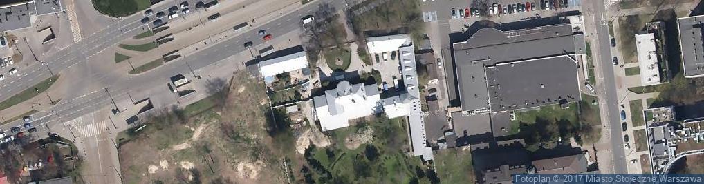 Zdjęcie satelitarne Karmelitanki bose