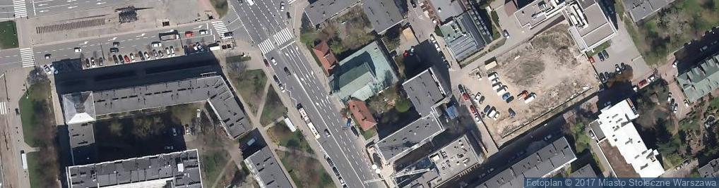 Zdjęcie satelitarne ZGROMADZENIE SIÓSTR MIŁOSIERDZIA ŚW. KAROLA BOROMEUSZA