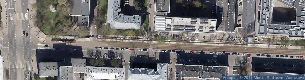 Zdjęcie satelitarne Szpital nowowiejski