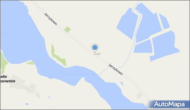 Jerzykowo, Jerzykowo, mapa Jerzykowo