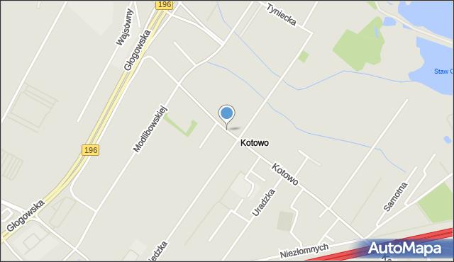 Poznań, Kotow