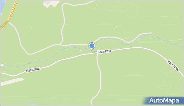 Mała Karczma, Mała Karczma, mapa Mała Karczma