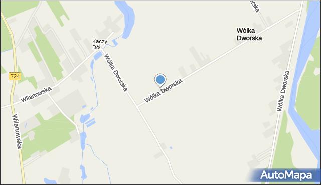 Konstancin-Jeziorna, Wólka-Konstancja, mapa Konstancin-Jeziorna