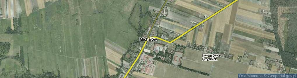 Zdjęcie satelitarne Betlejem ul.