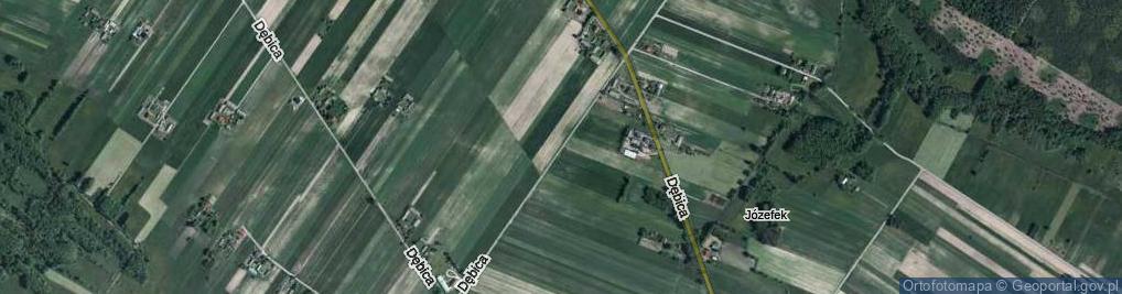 Zdjęcie satelitarne Dębica ul.
