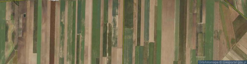 Zdjęcie satelitarne Koszanowo ul.