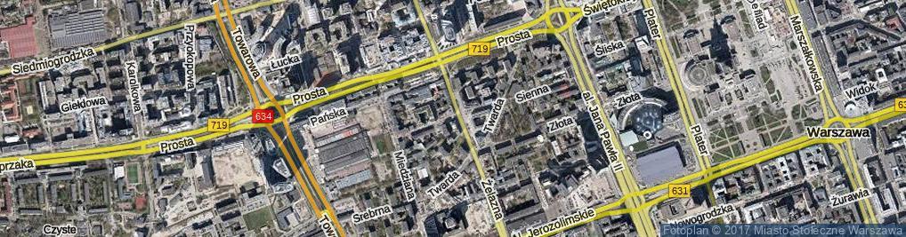 Zdjęcie satelitarne Sienna