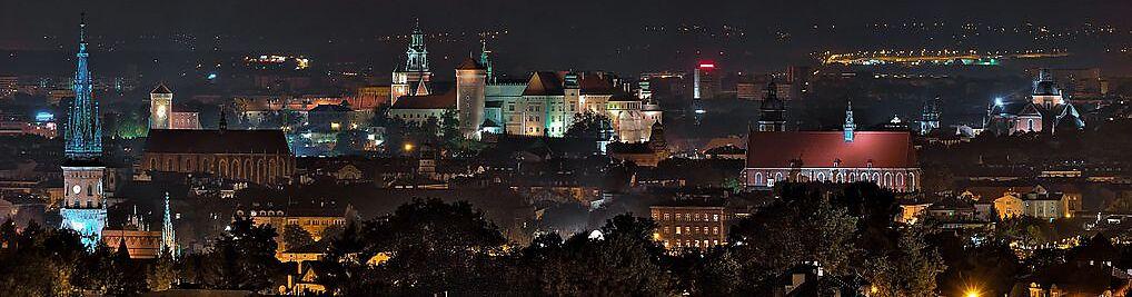 Zdjęcie w galerii Kraków na mapie Targeo nr 1