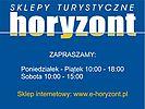 Logo Horyzont, 90-406 Łódź, Piotrkowska 9  - Turystyczny - Sklep