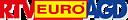 Logo - RTV Euro AGD, 83-110 Tczew, ul. Pomorska 1 A  - RTV EURO AGD - Sklep