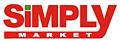 Logo - Simply Market, 40-719 Katowice, ul. Zadole 2  - Simply Market - Supermarket