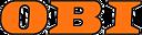 Logo - OBI, 26-610 Radom, ul. Mireckiego 14  - OBI - Sklep