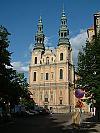 p.w.  Św. Franciszka Serafickiego, 61-867 Poznań, ul. Garbary 22  - Rzymskokatolicki - Kościół