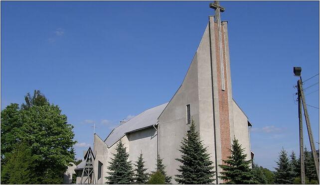 Łańcut - kościół św. Józefa (1), 37-100 Łańcut, 3 Maja 10 - Zdjęcia