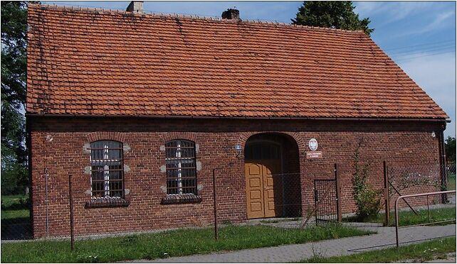 Dąbrowa Śrem Stara Szkoła, Dąbrowa, Wiejska  - Zdjęcia