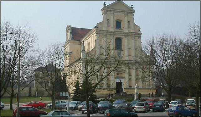 Karmelici bosi Poznan, Poznań, Działowa 25