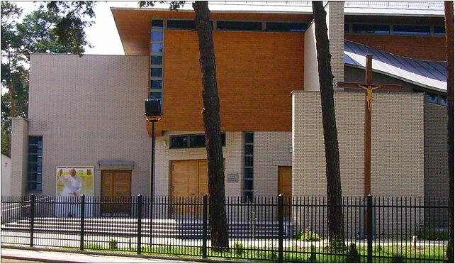 Kościół Jana Chrzciciela w Józefowie, Józefów