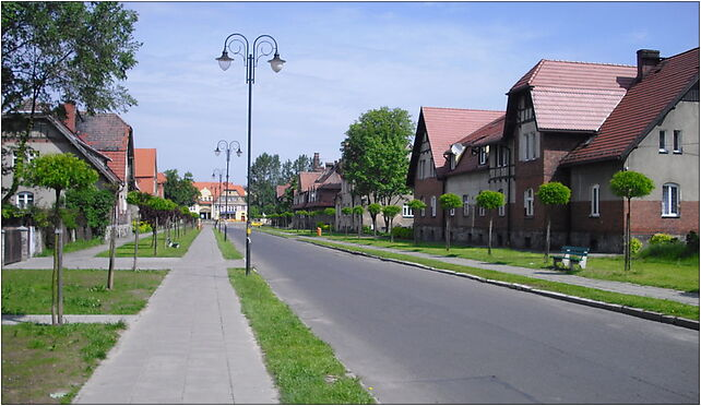 Murcki, zabudowa z pocz. XX wieku, Katowice, Bożka Arki 9