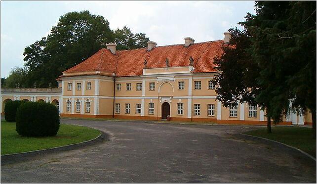 Pawlowice palac, 64-122 Pawłowice, Wielkopolska  - Zdjęcia