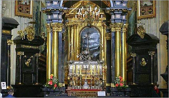Sarkofag Św. Stanisława w Katedrze na Wawelu, Kraków - Zdjęcia