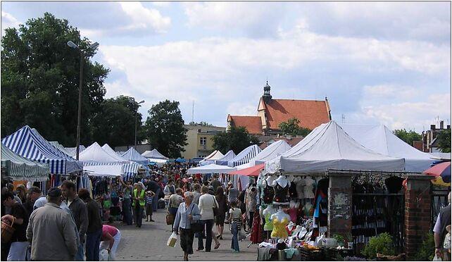 Slupca - targowisko miejskie, 62-400 Słupca, Jana III Sobieskiego  - Zdjęcia