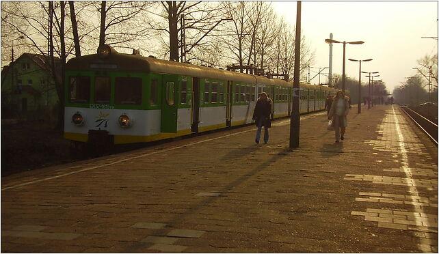 Stacja kolejowa Zagościniec(2), Duczki, Przytorowa  - Zdjęcia