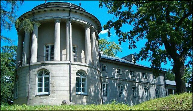 Zarzecze (powiat przeworski)-Pałac Dzieduszyckich, 37-205 Kisielów - Zdjęcia